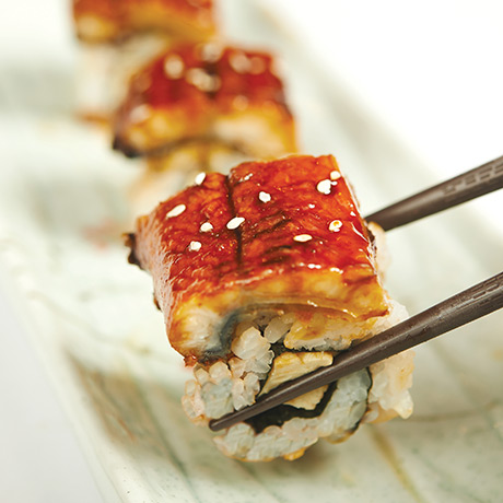 Makimono (Rolled sushi)